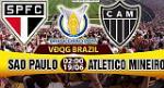 Nhan dinh Sao Paulo vs Atletico Mineiro 02h00 ngay 19/6 (VDQG Brazil)