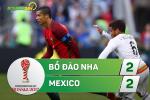 Tong hop: BDN 2-2 Mexico (Confed Cup 2017)