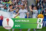 Tong hop: Australia 2-3 Duc (Confed Cup 2017)