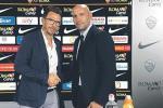 """AS Roma: Trong hinh hai moi ky nguyen """"Hau Totti"""""""