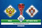 Nga vs Bo Dao Nha (22h00 ngay 21/6): Lich su sang trang