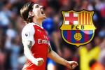 Dong doi chao don Bellerin tai Barcelona