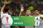 Tong hop: Duc 4-1 Mexico (Confed Cup 2017)