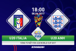 U20 Italia 1-3 U20 Anh (KT): Tan binh Liverpool toa sang, tieu Tam su vao chung ket