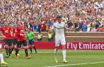 Man Utd va Real Madrid tiep tuc xung dot tren dat My