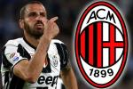 Soc: Juventus ban re Bonucci cho AC Milan