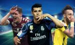 AC Milan tuyen bo se mua Morata, Aubameyang hoac Belotti