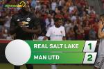 Tong hop: Real Salt Lake 1-2 MU (Giao huu he 2017)