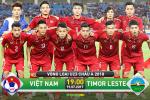 U22 Viet Nam 4-0 U22 Dong Timor (KT): Cong Phuong toa sang giua troi mua