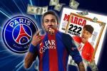 PSG rat nghiem tuc trong viec chieu mo Neymar