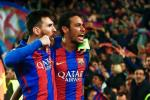 Neymar chia se ve moi quan he voi Leo Messi