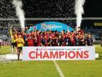 Cầu thủ từng bị dọa cắt gân chân góp công giúp U15 Việt Nam vô địch ĐNA