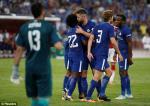 HLV Conte noi gi sau khi Chelsea vui dap Arsenal?
