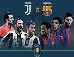 Juventus 1-2 Barca (KT): Neymar tỏa sáng giữa bão tin đồn ra đi