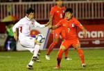 Tổng hợp: U22 Việt Nam 1-2 U22 Hàn Quốc (VL U23 châu Á 2018)
