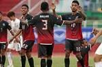 U22 Đông Timor 7-1 U22 Macau (KT): Lại mưa bàn thắng tại sân Thống Nhất
