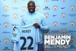Tân binh Mendy nhận cảnh báo từ đồng đội Man City