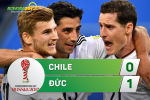 Tong hop: Chile 0-1 Duc (Chung ket Confed Cup 2017)