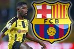 Sao Dortmund nhay Barcelona ve kha nang thay the Neymar