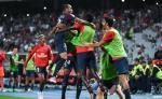 Thang nguoc Monaco, PSG doat Sieu cup Phap 2017