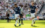 Thay gi sau tran Newcastle 0-2 Tottenham
