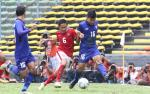 Tong hop: U22 Thai Lan 1-1 U22 Indonesia (Sea Games 29)