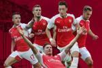 Danh gia cac CLB hang dau Ngoai Hang Anh truoc mua giai: Arsenal