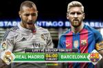 Real Madrid 2-0 (5-1) Barca (KT): Los Blancos doat Sieu cup TBN 2017 day thuyet phuc