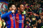 Messi ha minh thuyet phuc Neymar o lai Barca