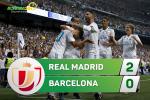 Tổng hợp: Real Madrid 2-0 Barca (Lượt về Siêu cúp TBN 2017)