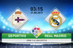 Deportivo vs Real (3h15 ngay 21/8): Chat tung vi tri, chat moi hoan canh
