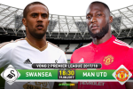 Swansea 0-4 MU (KT): Pogba toa sang, Quy do lai thang 4 sao