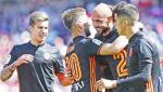 Nhận định Valencia vs Las Palmas 03h15 ngày 19/8 (La Liga 2017/18)