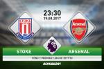 Stoke vs Arsenal (23h30 ngay 19/8): Them mot tran thang nhoc?