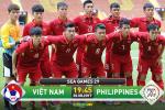U22 Viet Nam vs U22 Philippines (19h45 ngay 20/8): Man tong duyet cuoi cung
