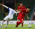 Công Phượng solo ghi bàn ở góc hẹp trận U22 Việt Nam vs U22 Philippines