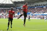 Mourinho tiết lộ lý do chưa để Martial đá chính