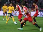 Tổng hợp: Girona 2-2 Atletico Madrid (Vòng 1 La Liga 2017/18)