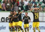Tổng hợp: Wolfsburg 0-3 Dortmund (Vòng 1 Bundesliga 2017/18)