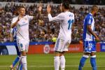 Deportivo 0-3 Real: Khi Bale gián tiếp báo tin buồn cho M.U…