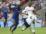 Du am Tottenham 1-2 Chelsea: Hai mat cua Bakayoko