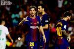 Sergi Roberto va Barcelona: Hay vung tay cheo