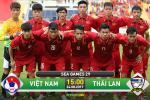 U22 Viet Nam 0-3 U22 Thai Lan (KT): Thua tan nat, thay tro Huu Thang ngam ngui xach vali ve nuoc