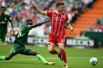 Tong hop: Bremen 0-2 Bayern Munich (Vong 2 Bundesliga 2017/18)