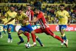 Tong hop: Las Palmas 1-5 Atletico Madrid (Vong 2 La Liga 2017/18)