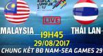 U22 Malaysia 0-1 U22 Thai Lan (KT): Vuot qua suc ep, Thai Lan bao ve thanh cong HCV Sea Games