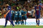 Xavi nhan Barcelona thua kem hon han Real Madrid