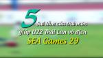 5 sai lam cua thu mon doi phuong giup U22 Thai Lan doat HCV SEA Games 29