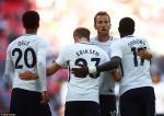 Tong hop: Tottenham 2-0 Juventus (Giao huu)
