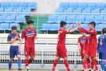 Tong hop: U22 Viet Nam 6-1 Busan (Giao huu)